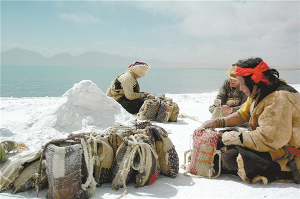Salztransport: Initiationsritus für tibetische M?nner