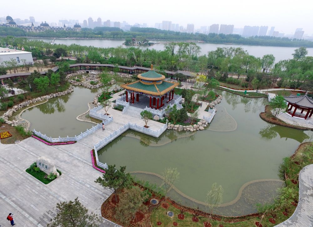 Beijing Expo 2019 will bis Oktober alle Projekte fertiggestellt haben