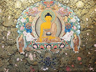 回溯藏传佛教历史源流 西黄寺博物馆开馆大展等你来