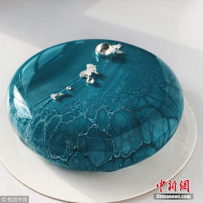 Faszinierende Kuchen-Glasuren