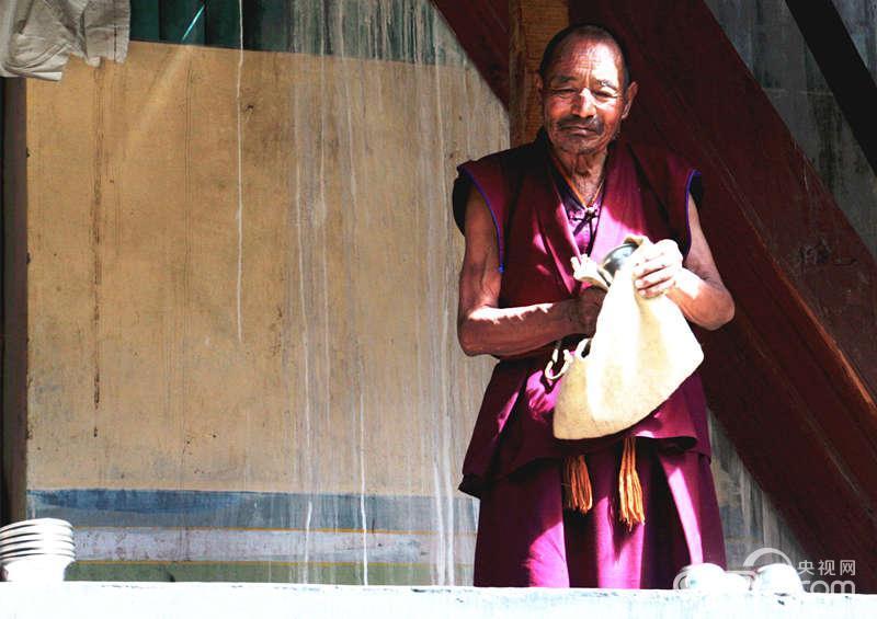 Der Lebensabend der tibetischen Mönche