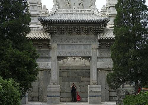 Tibetisch-buddhistisches Xihuang-Kloster erstmals Öffentlichkeit zugänglich