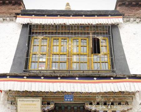 Die Druckerei des Sera-Klosters verbreitet die tibetische Kultur