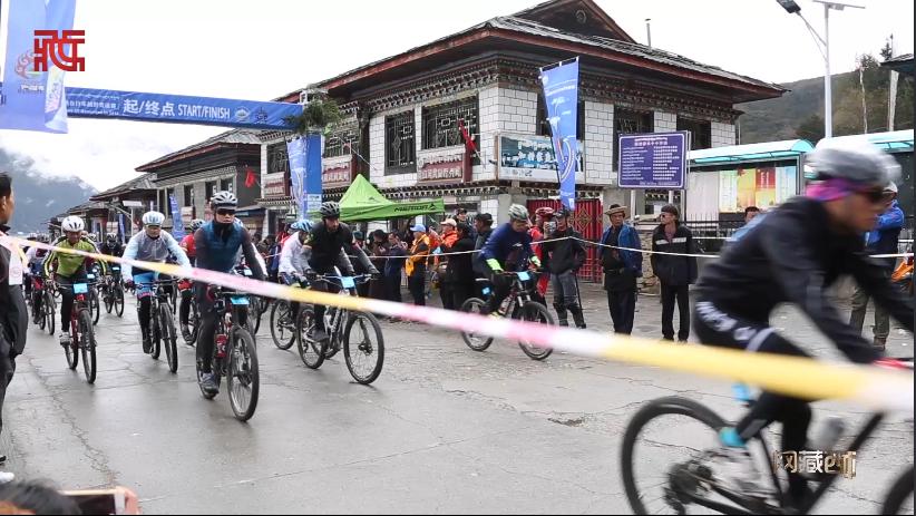 国内海拔最高的环湖自行车赛