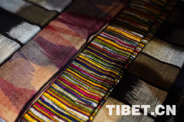 Tibetan cashmere to build a brand