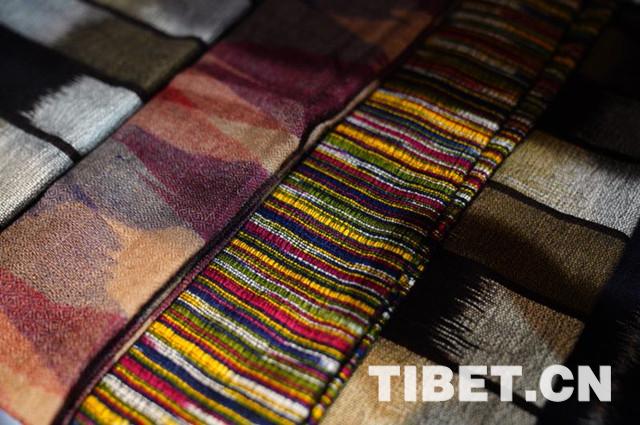 Tibetan cashmere to build a brand