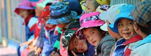 Tibeter aus Kegya werden glücklicher