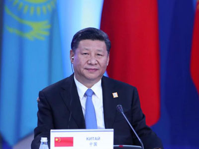 Rede von Xi Jinping auf SCO-Gipfeltreffen als Einzelausgabe veröffentlicht