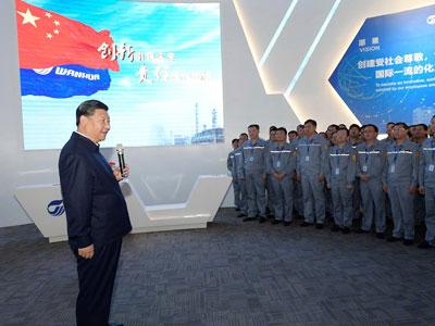 Xi Jinping plädiert für eigenständige Innovationen