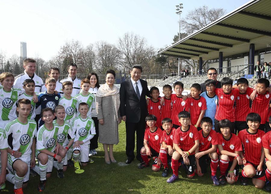 Xi Jinpings Fußballdiplomatie und seine Träume von der Weltmeisterschaft