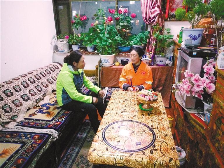 Lhasa: Wohnräume für Bürger