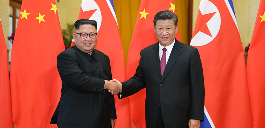 Xi trifft Kim zum dritten Mal