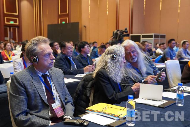 Eröffnung des ersten internationalen Seminars zur Zhangzhung-Kultur