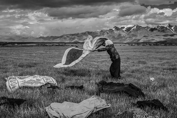 Fotos dokumentieren das Leben der Tibeter (1)