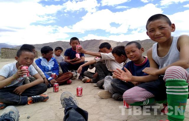 Tibets Fu?ballnachwuchs: Die jungen Kicker vom Dach der Welt