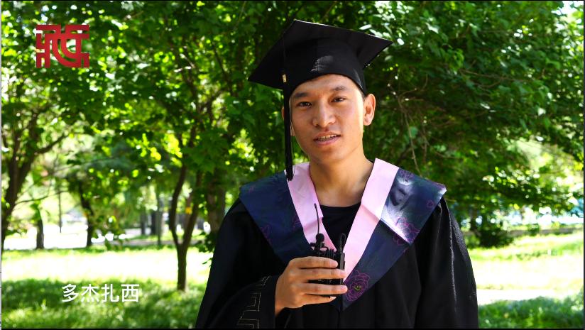 """法藏班:藏区""""双语""""法律人才所学所用回馈家乡"""