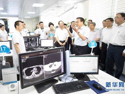 """Li Keqiang: """"Internet Plus"""" soll in wichtigen Lebensbereichen Nutzen bringen"""