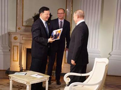Putin setzt auf Gipfel der USA mit Nordkorea
