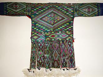 一丝一线民族织锦艺术在历史长河绽放绚丽色彩