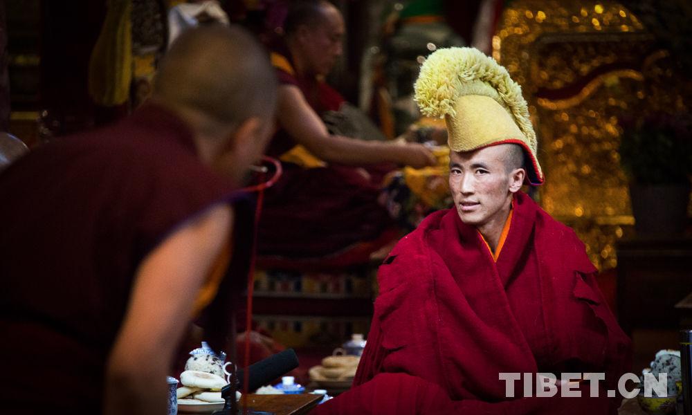 2019年度藏传佛教格鲁派僧人晋升格西拉让巴学位夏季预考结束