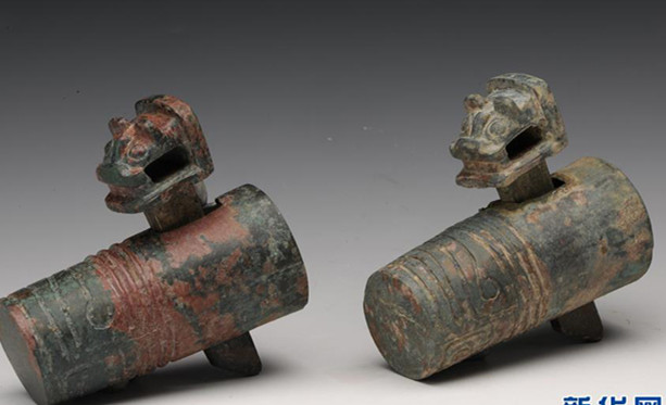 """Shaanxi-Ruinen: Ursprung von Sprichwort """"Qin Jin Zhi Hao"""" geklärt"""