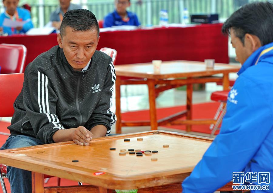 Traditionelle tibetische Sportdisziplinen bekommen neue Vitalität