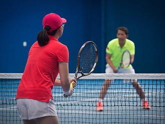 友谊第一,中尼国际业余网球邀请赛落幕