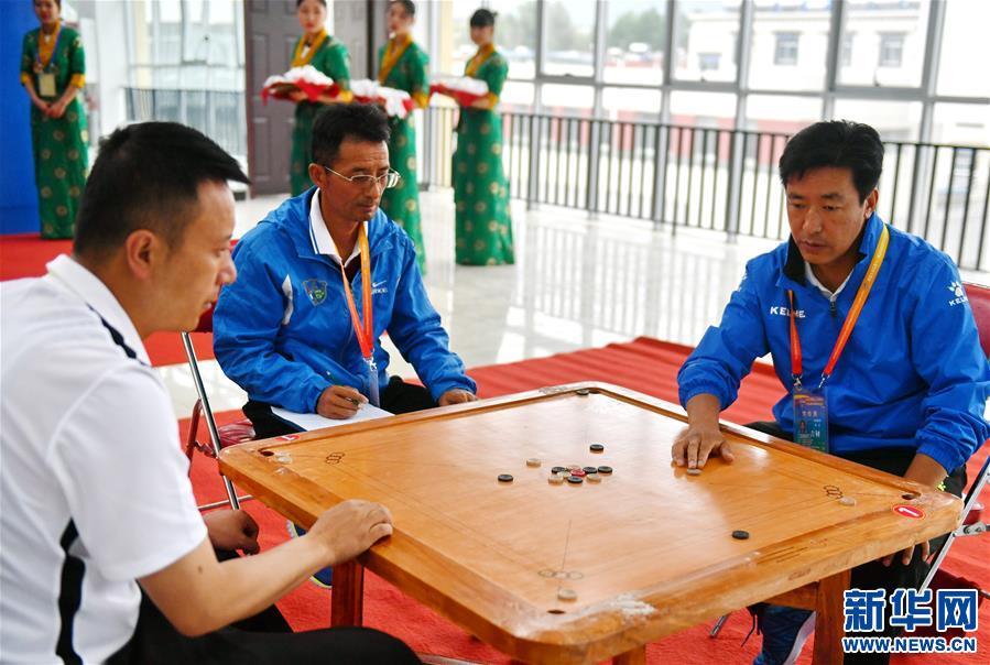 Tibetisches Snooker