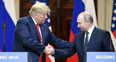 Konstruktiv: Trump trifft Putin