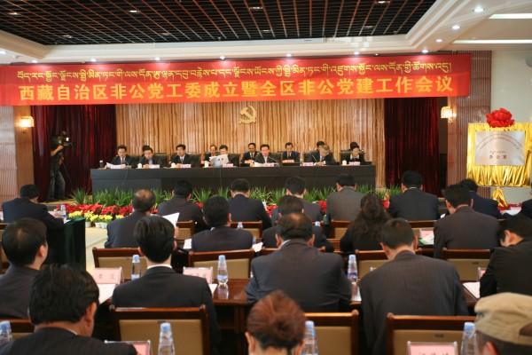 自治区工商联党组抓好非公经济组织党员发展
