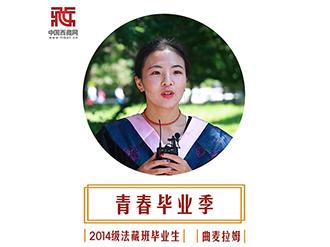 青春毕业季|我和我的法学藏语基地班