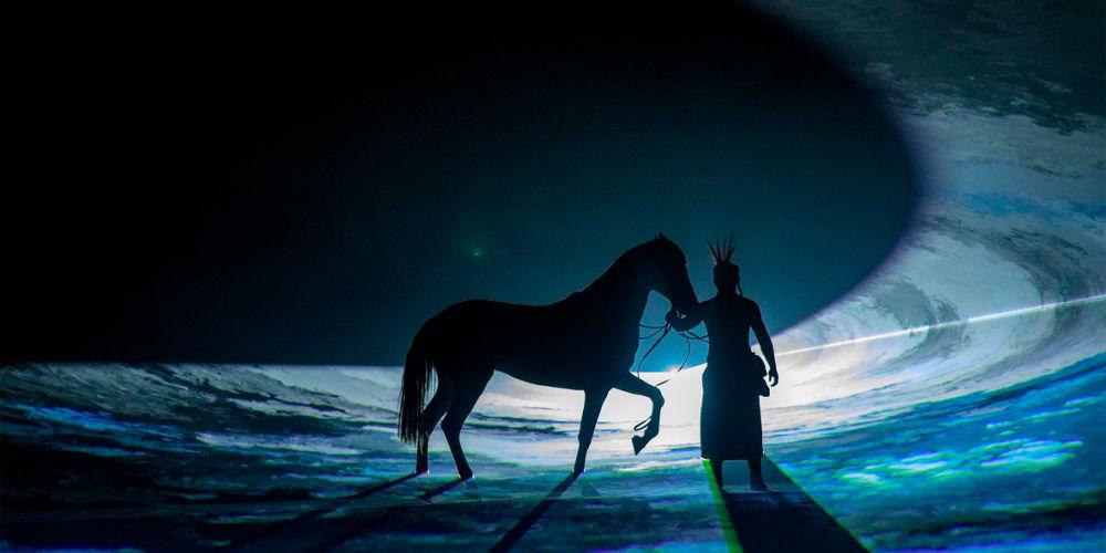 世界大剧《蒙古马》