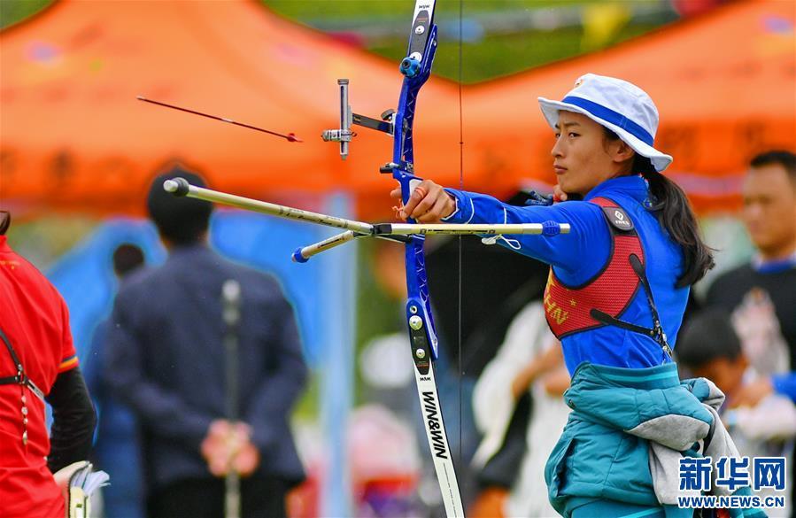 Bogenschießwettbewerb findet in Lhasa statt