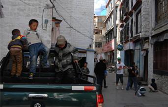 Lhasa: 38 alte Gebäude werden restauriert