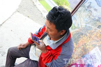 WeChat hat ein Dorf verändert