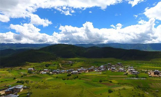 Yunnan: Shangri-La aus der Vogelperspektive