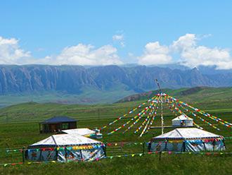 """到""""世界50个户外天堂""""之一的甘南来:赏草原美景 感受生命自由"""