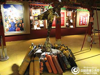 西藏次仁切阿雪山博物馆重新对外开放