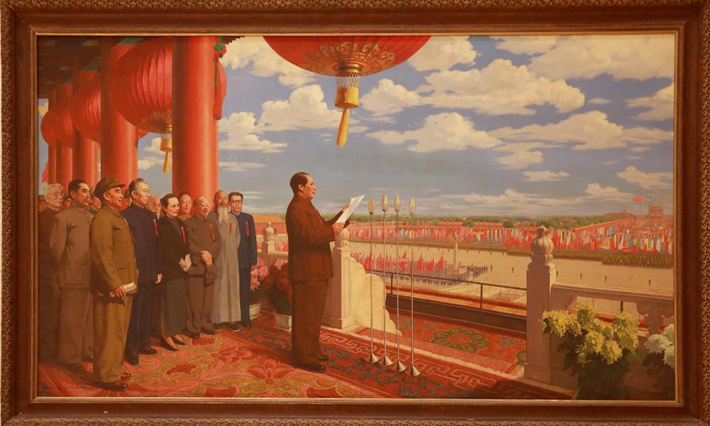 这些经典作品 重现了历史上的红色瞬间