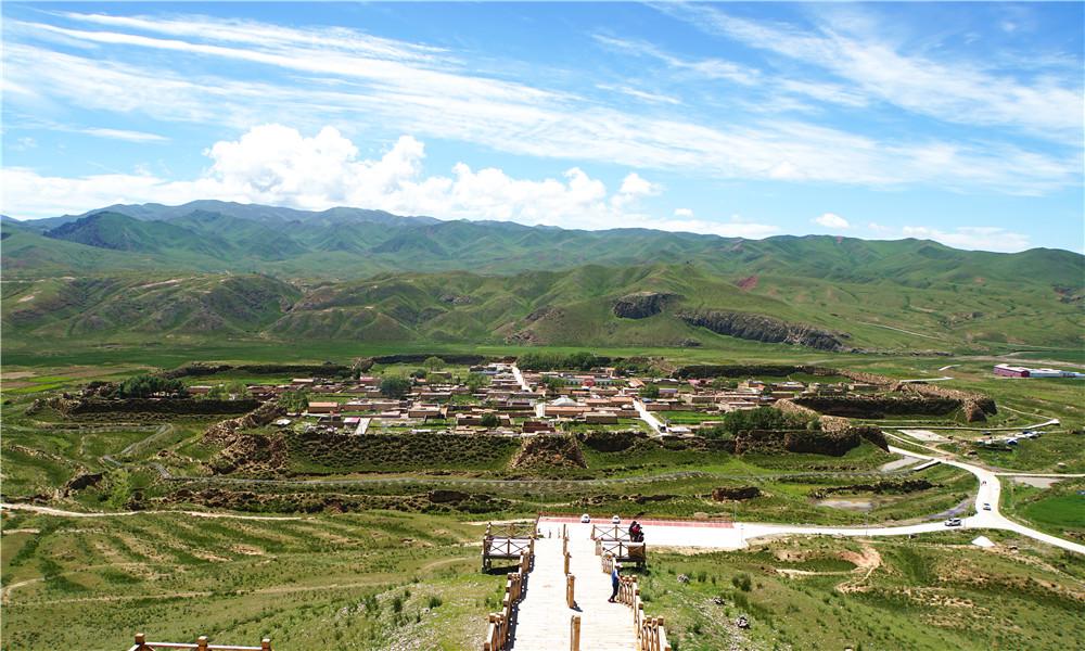 丝绸之路上的古城记忆  汉唐重镇要塞缘何惨遭废弃?