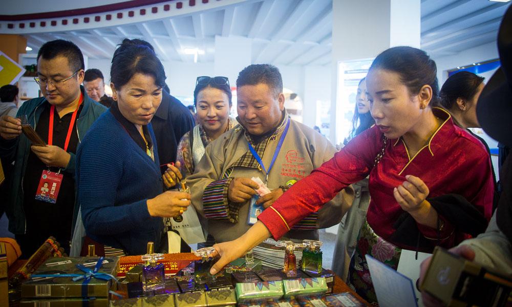 藏博会,炫炫的西藏风情刷满你的眼