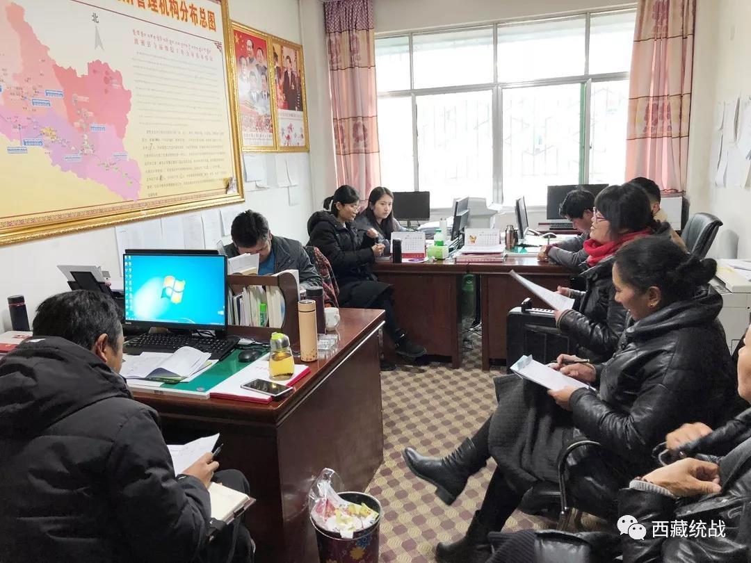 波密县委统战部组织召开2019年涉宗领域意识形态工作部署会