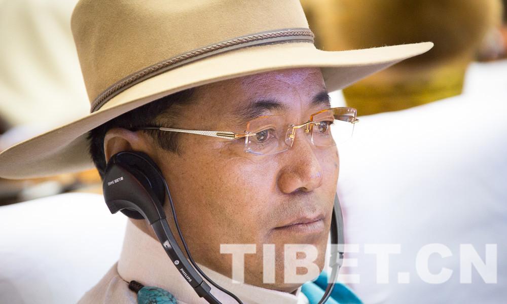 西藏两会:各族各界政协代表展风采