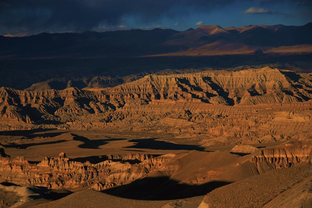 鬼斧神工——世界屋脊的地质奇观
