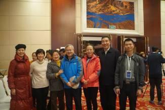 为《中国西藏》杂志、中国西藏网庆生 老友相聚分外热情