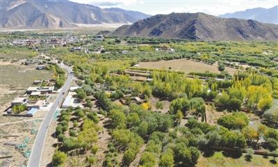 西藏非公經濟發展綜述:高原大地春潮涌