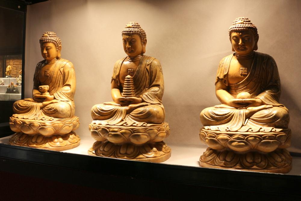 30余万件佛事用品在京展出 2019北京佛博会来了