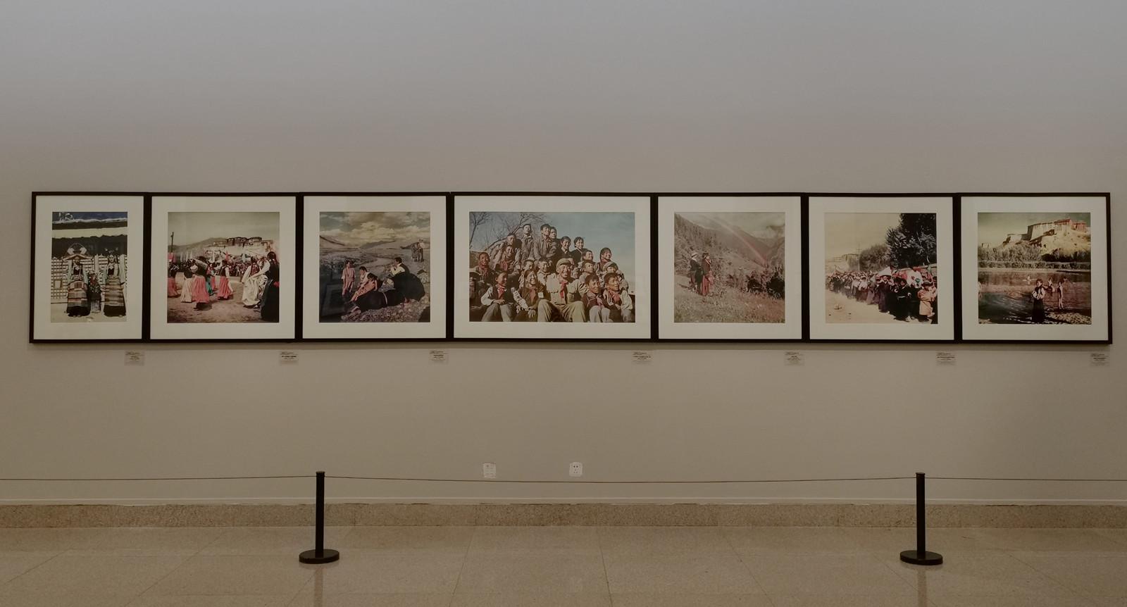 实拍 二十世纪中国摄影孤本原作  穿越时光见证光影里的故事