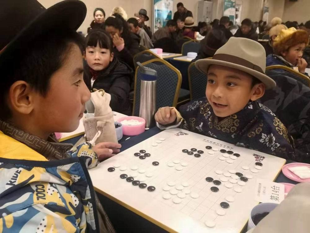 藏棋——一朵民族文化灿烂的奇葩