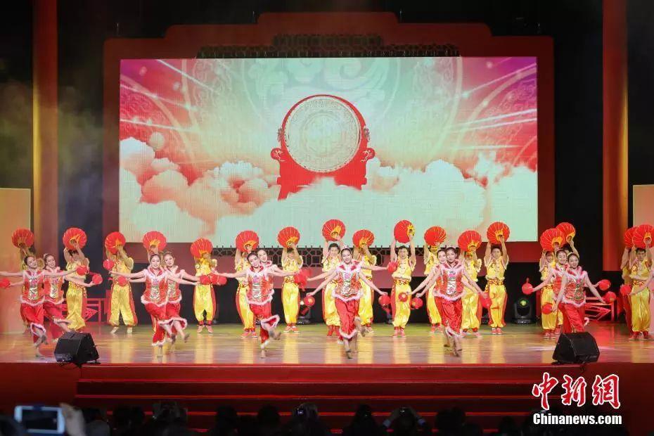 """""""四海同春"""":讓文化傳四海,讓世界看中國!"""